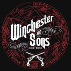 Winchester & Sons (Red Sigil) by mannypdesign