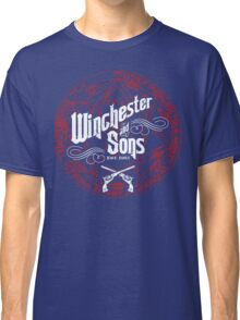 Winchester & Sons (Red Sigil) Classic T-Shirt