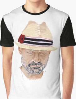 Gord Downie Portrait Graphic T-Shirt