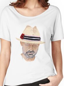 Gord Downie Portrait Women's Relaxed Fit T-Shirt