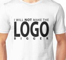 Need a bigger logo? Unisex T-Shirt