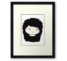 Marceline- Adventure time! Framed Print
