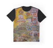 Reflections of time Graphic T-Shirt
