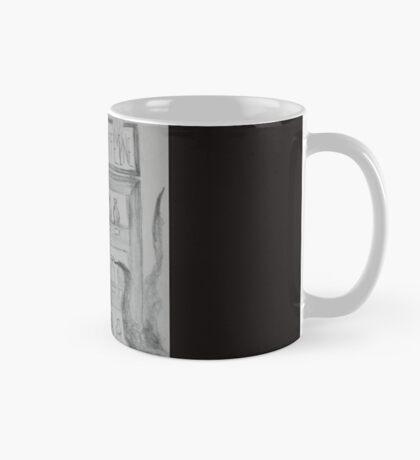 death by caffeine Mug