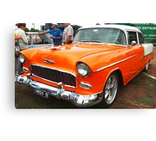 50s Chevrolet Canvas Print