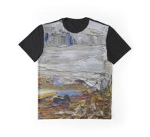 Rocky island Graphic T-Shirt