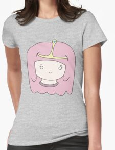 Princess Bubblegum- Adventure time! Womens Fitted T-Shirt