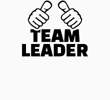 Team leader Unisex T-Shirt