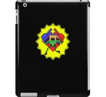 Tank Dodger - Heart of a Runner Icon iPad Case/Skin