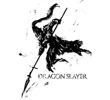 Dragonslayer Ornstein Photographic Print