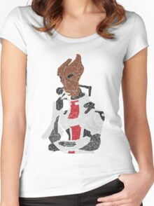 Mordin Women's Fitted Scoop T-Shirt