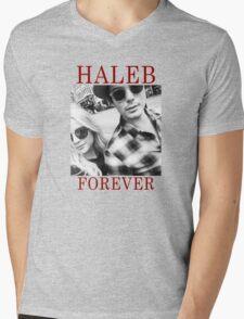 Haleb forever Mens V-Neck T-Shirt