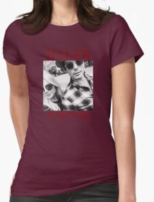 Haleb forever Womens Fitted T-Shirt