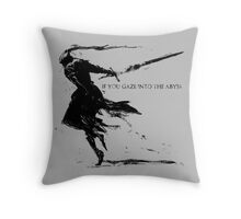 Artorias of the Abyss Throw Pillow
