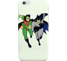 Batman and Alien iPhone Case/Skin