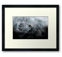 The Dragonborn Framed Print