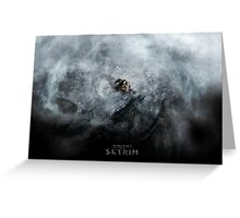 The Dragonborn Greeting Card