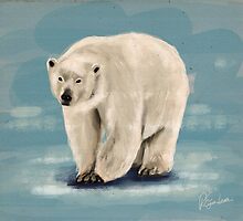 The Polar Bear by Richard Eijkenbroek