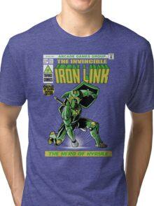 IRON LINK Tri-blend T-Shirt