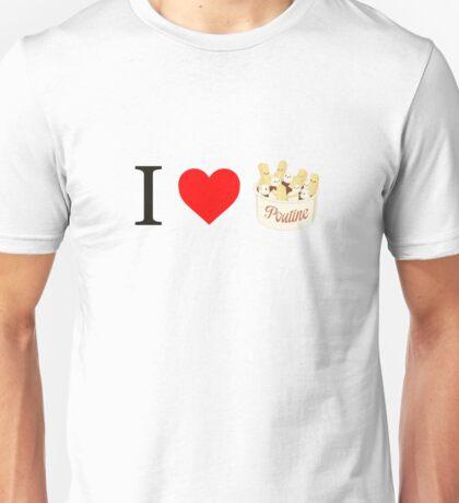 Poutine Unisex T-Shirt