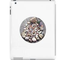 Pretty Stone Circle 2 iPad Case/Skin