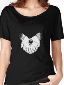Aku No Hana Flower Symbol Women's Relaxed Fit T-Shirt