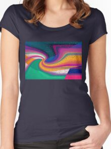 Pivot Portal Women's Fitted Scoop T-Shirt