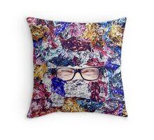 Tyler Oakley Binge Throw Pillow