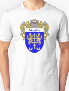 Meagher Coat of Arms/Family Crest Unisex T-Shirt