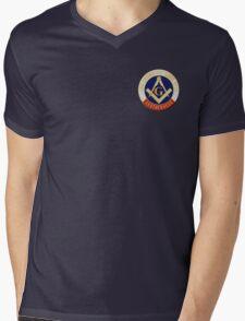 Crown Thy Good With Brotherhood Mens V-Neck T-Shirt