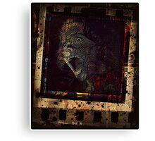 horror art Canvas Print