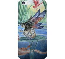 Morning at the Pond  iPhone Case/Skin