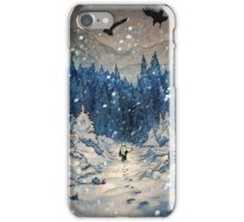 Snow Forest iPhone Case/Skin