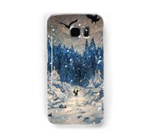 Snow Forest Samsung Galaxy Case/Skin