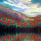 Poppy wonderland by Holly Martinson