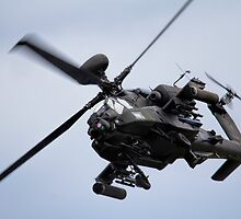Apache Longbow by J Biggadike