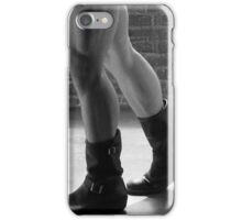 Boots II iPhone Case/Skin