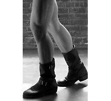 Boots II Photographic Print