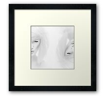 She Feeds off of your Nightmares Framed Print