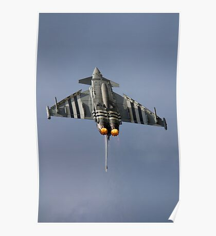 Typhoon Over The Top Poster