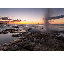 Point Cartwright, Qld Photographic Print