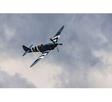 Spitfire Invasion Photographic Print