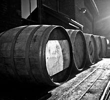 Distillery Distict  by Mark  Keeler