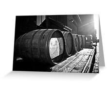 Distillery Distict  Greeting Card