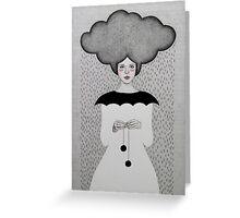 Amanda Greeting Card