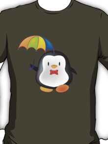 umbrella penguin T-Shirt
