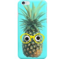 PINEAPPLE FACE iPhone Case/Skin