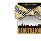 Alpha Beautillion logo by slim6