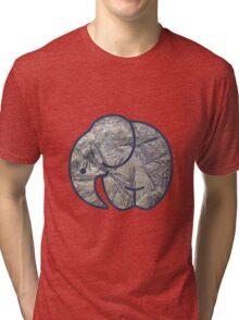 Elephant Ice Tri-blend T-Shirt