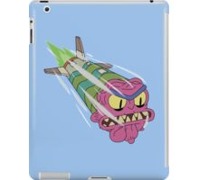 Rick and Morty - Scary Terry Missile iPad Case/Skin